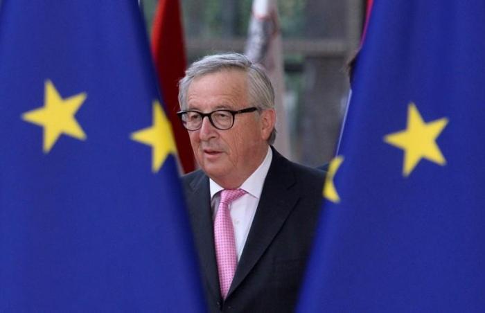 Juncker sagt nach Gallenblasen-Operation Teilnahme an G7-Gipfel ab