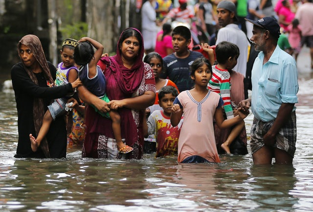 Climate change-related disasters kill more women than men