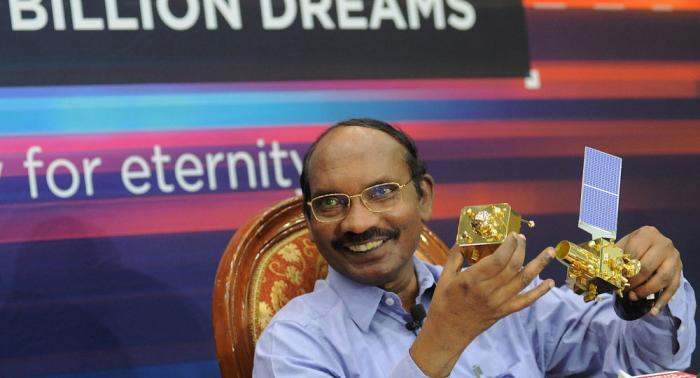 """Indien bringt """"Chandrayaan 2"""" erfolgreich in Mondumlaufbahn"""