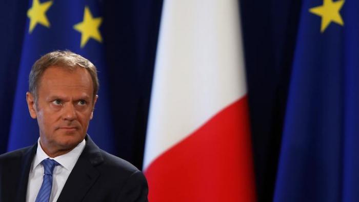 Tusk antwortet auf Johnsons Brexit-Brief