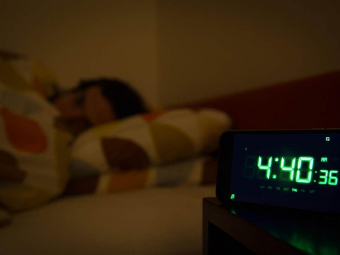 Insomniacs may be at greater risk of heart failure, study finds