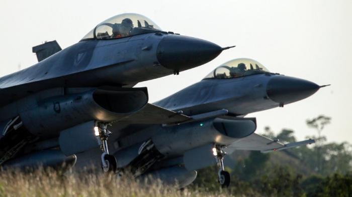 USA rüsten Taiwan mit 66 F-16-Kampfjets aus