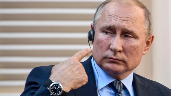 Putin führt Erdogan vor