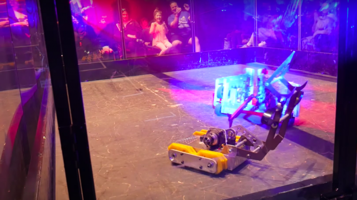 YouTube removing robot fight videos for 'animal cruelty'-   VIDEO