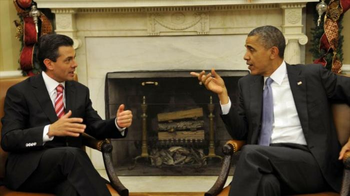 Revelan pacto de espionaje entre Peña Nieto y CIA