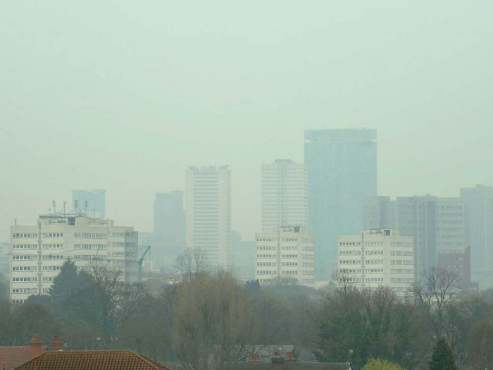 Air pollution linked to mental health issues, research suggests