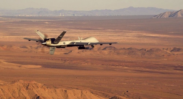 US-Drohne MQ-9 über Jemen abgeschossen – Berichte