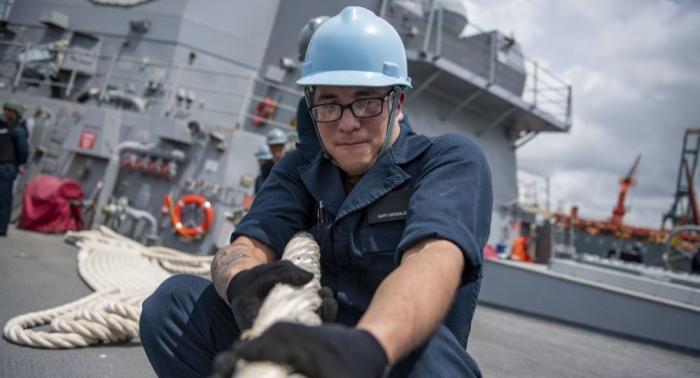 Amerika verliert Waffenhoheit im Pazifikraum