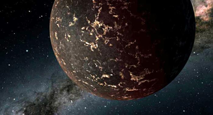Ohne Atmosphäre:   NASA-Forscher nehmen Exoplanet unter die Weltraumlupe