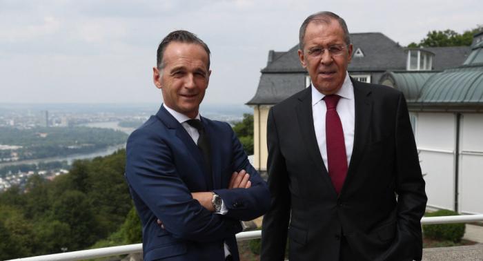 Moskau und Berlin appellieren an Kiew: Minsker Abkommen in die Tat umsetzen