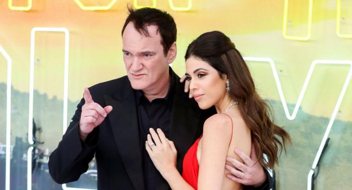 Quentin Tarantino y su esposa israelí esperan su primer hijo