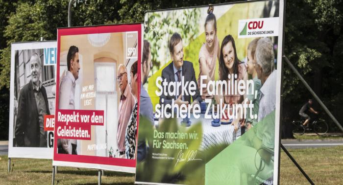 Zeitenwende in Sachsen - Ist CDU im Osten bald Geschichte?