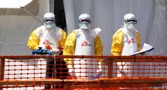 El ébola, un virus que no da tregua en África