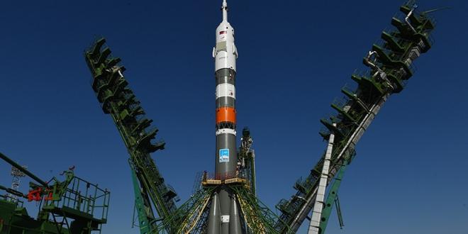 Rusia envía su primer androide a la Estación Espacial Internacional