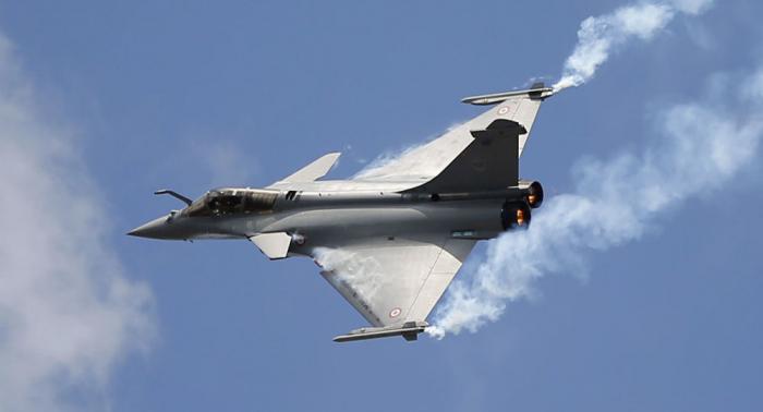 Francia entregará los primeros cazas Rafale a la India en septiembre