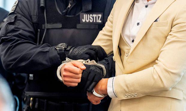 Chemnitz-Prozess: Angeklagter bekommt neuneinhalb Jahre Haft
