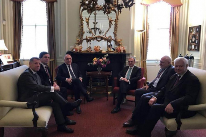 OSCE:   Los cancilleres de Azerbaiyán y Armenia acordaron reunirse en un futuro próximo bajo los auspicios de los copresidentes