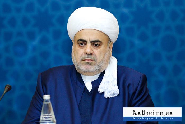Sheikh visita a Chechenia
