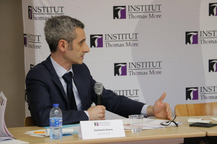 Frankreich ernennt neuen Botschafter in Aserbaidschan