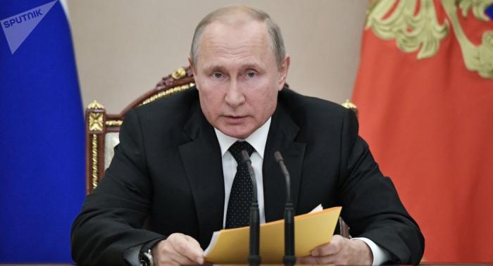 Putin macht wichtiges Statement zu US-Austritt aus INF-Vertrag