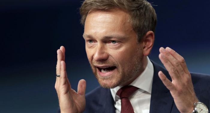"""Liberalen-Chef Lindner:   """"Russland sollte bei G7 + 1 wieder mitsprechen"""""""