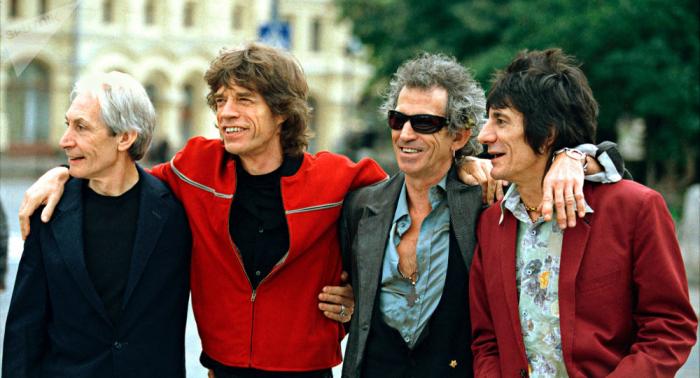 The Rolling Stones bekommen Felsen auf Mars geschenkt