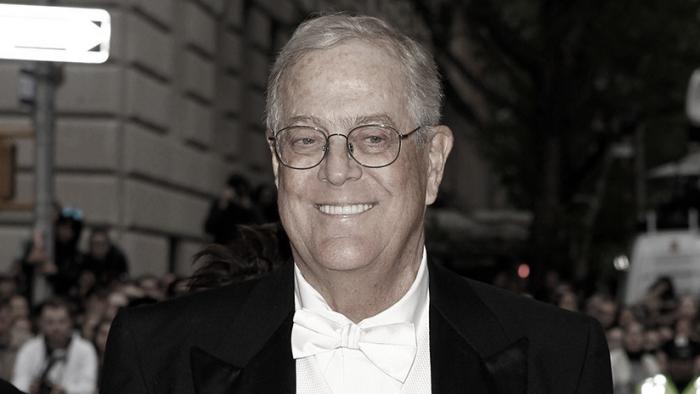 Muere el multimillonario David Koch, una de las personas más ricas del mundo