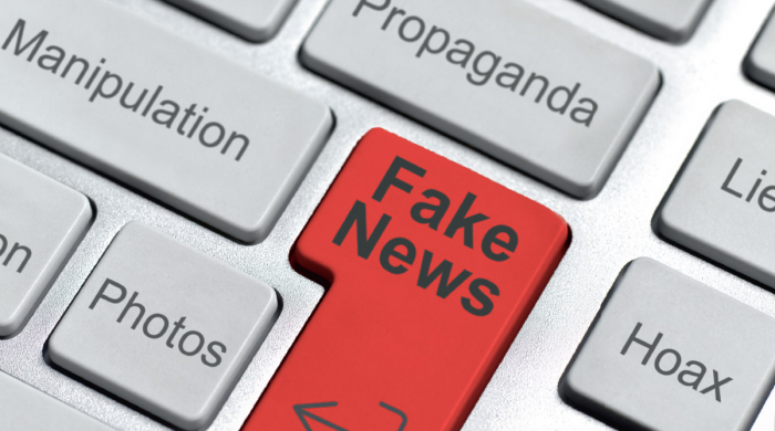 Fake news is