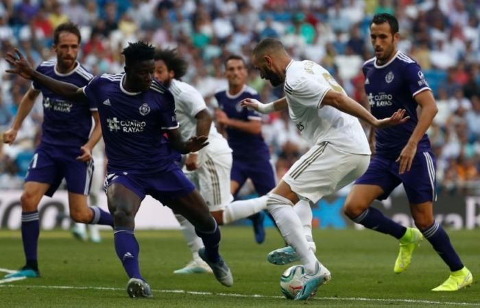 """""""Real Madrid"""" öz meydanında xal itirdi"""