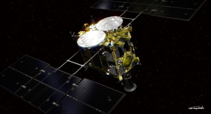Hayabusa-2-Sonde liefert Bilder vom Asteroiden Ryugu: Neue Erkenntnisse präsentiert –   Fotos