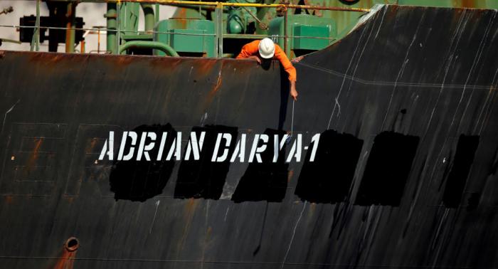 Iranischer Öltanker wechselt Kurs und steuert auf Türkei zu