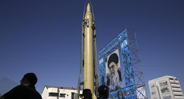 Iran gibt neuen Raketentest bekannt