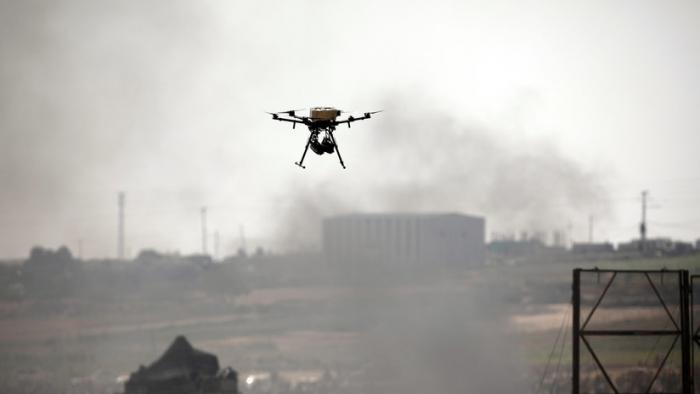 Hezbolá:   Un dron israelí se estrella y otro explota cerca de Beirut