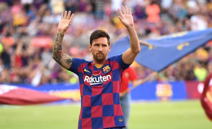 Messi tiene en ascuas al Barça