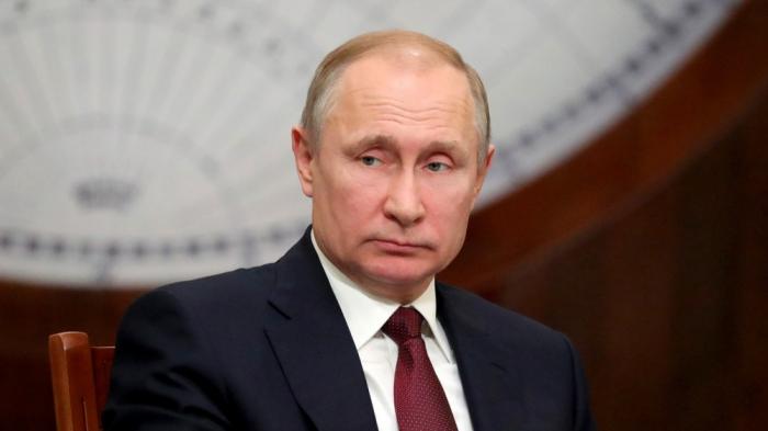 Putin Mehriban Əliyevanı təbrik edib