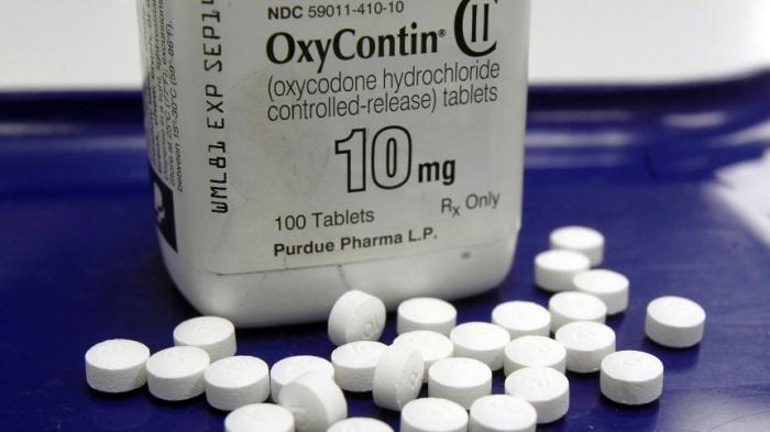 Pharmakonzern Purdue verhandelt über Milliardenvergleich