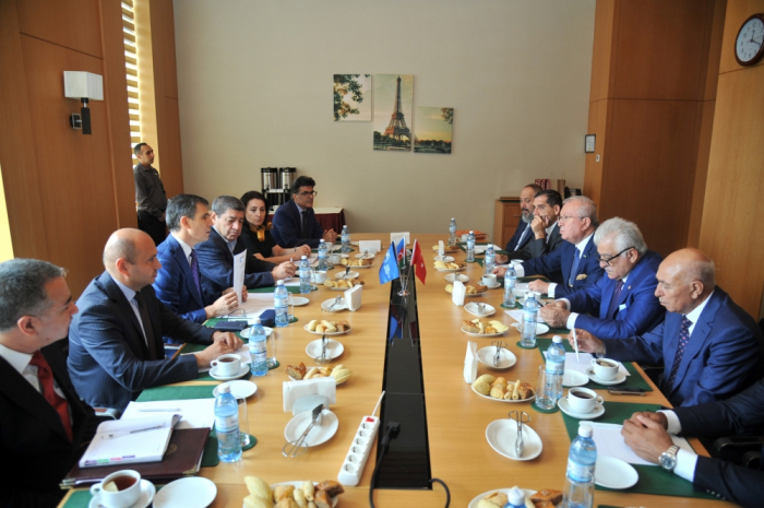 Azerbaijan's Social Research Center, Marmara Group Strategic and Social Research Foundation sign cooperation protocol
