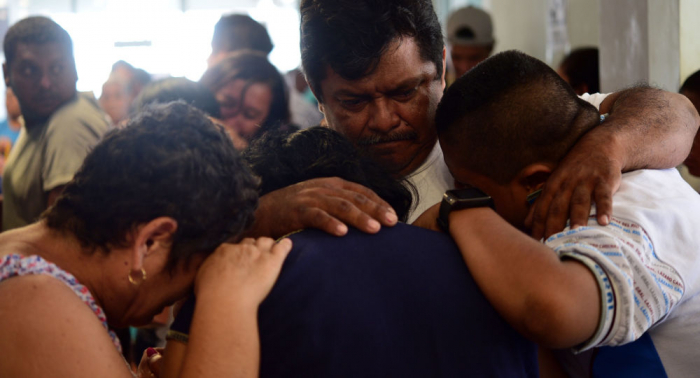 Suben a 26 los muertos por ataque a un bar en México