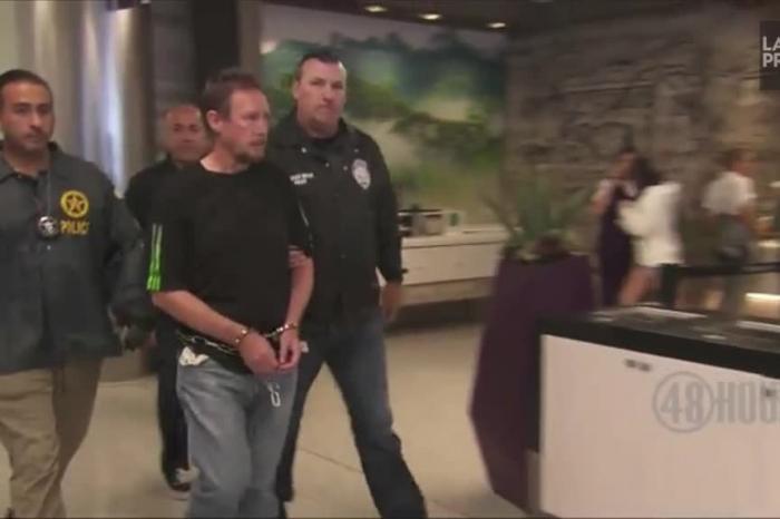Arrestation au Mexique d