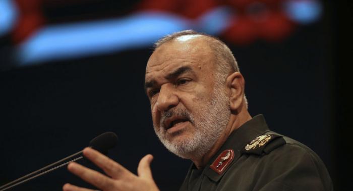 """قائد الحرس الثوري الإيراني يهدد """"الأعداء"""" من الحدود التركية"""