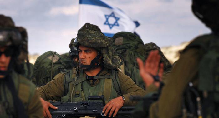 بالفيديو... إسرائيل تستهدف إحدى طائراتها