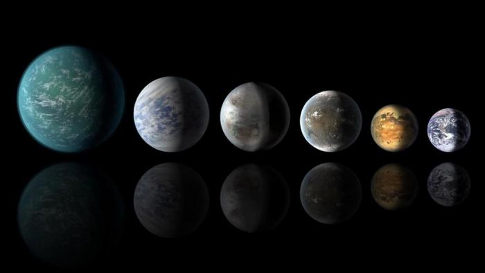 Un modelo sugiere que hay en el universo mejores planetas que la Tierra para albergar vida