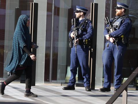 Le tueur de Christchurch envoie une lettre, l