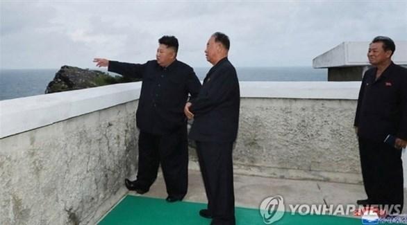 """كوريا الشمالية: كيم أشرف شخصياً على اختبار لـ""""سلاح جديد"""""""