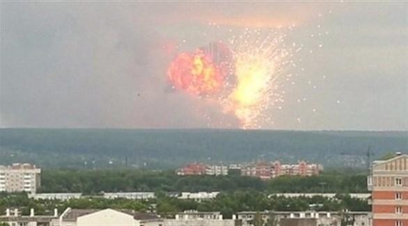 ارتفاع الإشعاع النووي في موقع الحادث الروسي إلى 16 ضعفاً