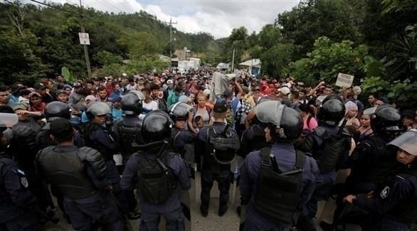 واشنطن تتطلع للعمل مع رئيس غواتيمالا حول الهجرة