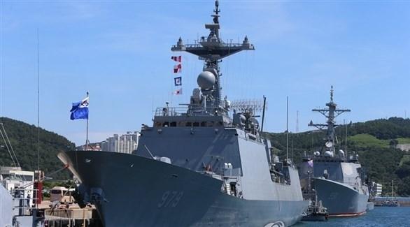 البحرية الكورية الجنوبية توسع مهامها لتشمل مضيق هرمز