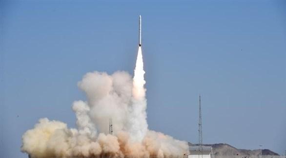 الصين تطلق صاروخاً للأغراض التجارية