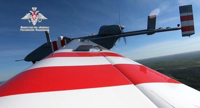 """الكشف عن خصائص الطائرة المسيرة """"فوربوست"""" الفريدة من نوعها"""