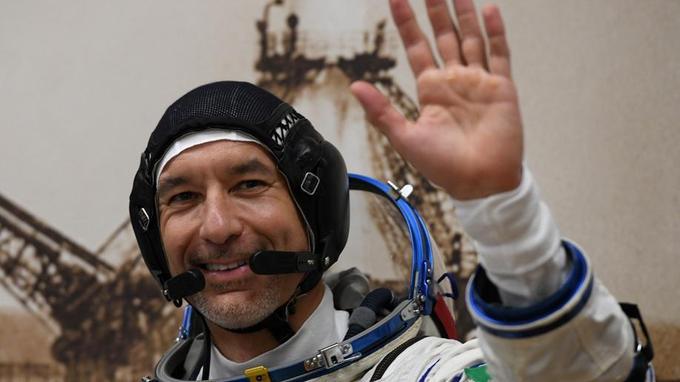 Un astronaute italien va mixer à Ibiza depuis l
